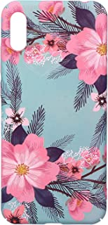 جراب خلفي سليم ا تصميم زهور لاونر 8A من بوتر - متعدد الالوان