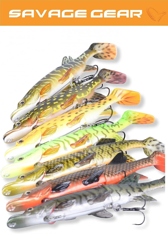 Savage Gear 3D Hybrid Pike, Pike, Pike, Hechtköder, Angelköder für Hecht, Hechtwobbler, Hybridköder, Gummifische, Wobbler B018EGVEDS  Schön 90026e