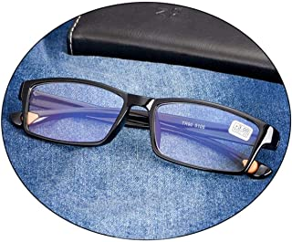 Comfortable Reading Glasses Anti-Blue Light Anti-Radiation Reading Glasses Male Anti-Fatigue Reading Glasses Female Beautiful (Size : +1.00D)
