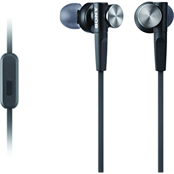 Sony MDRXB50AP Extra Bass Earbud for 2021
