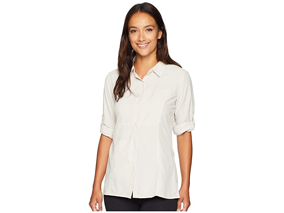 ExOfficio Lightscapetm Long Sleeve Shirt (Malt) Women