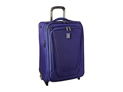 Travelpro Crew 11 22 Expandable Rollaboard Suiter (Indigo) Suiter Luggage