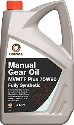 Comma MVMTFP5L Manual Transmission Fluid  Liters