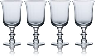 Mikasa Bordeaux Goblet Wine Glass, 15.5-Ounce, Set of 4