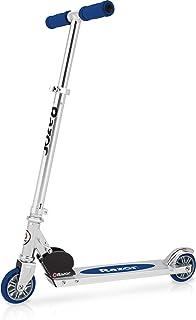 Razor Kick Scooter for Kids – Lightweight, Foldable, Aluminum Frame, and Adjustable Handlebars