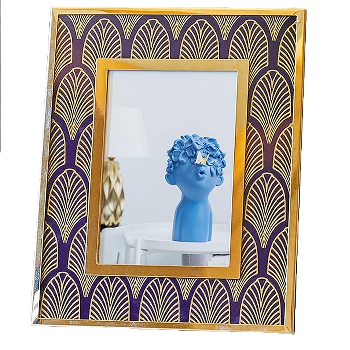 温かいケイ素観客GWM 6インチ7インチフレームメタルクリエイティブクラフトヨーロッパの装飾品ホームアクセサリー装飾品