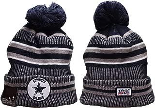 MVPRING 100 Commemorative Version Sports Outdoor Cap Wool Knit Beanie for Winter Footbal Team Sports Team Cap