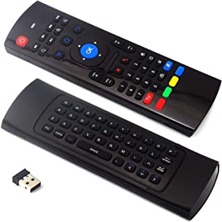 Air Mouse remote controller arabic keyboard wirelss remote for android windows MAC 3 in 1