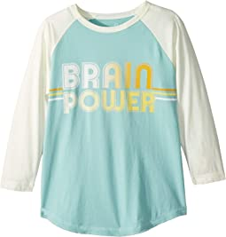 Brain Power Tee (Toddler/Little Kids/Big Kids)