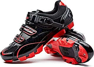 کفش دوچرخه سواری کوهستان Santic کفش مردان دوچرخه MTB SPD کفش دوچرخه کوهستان با دست و پنجه نرم