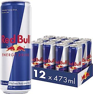 Red Bull Energy Drink, 12 x 473 ml