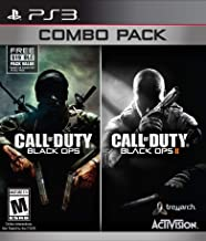 Call of Duty Black Ops Combo Pack (PS3 / PlayStation 3)