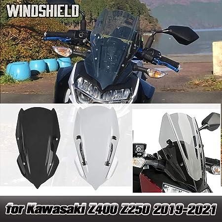 NEW GENUINE KAWASAKI 2019-2020 Z400 Z 400 METER COVER WINDSCREEN 99994-1128