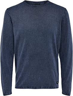 Only & Sons onsGARSON WASH CREW NECK NOOS heren pullover