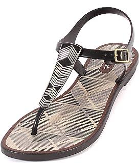 d74b3a2e0891ba Grendha Women s Romantic Toe Post Buckle Sandal Black
