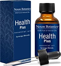 Nexon Botanics Robbers Health Immunity Essential Oil Blend 30 ml - Pure and Natural Synergy of Five Undiluted Guards Essential Oils - Defense Shield for Immune System Against Germ
