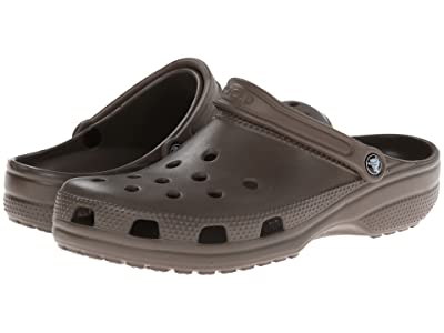 Crocs Classic Clog (Chocolate) Clog Shoes