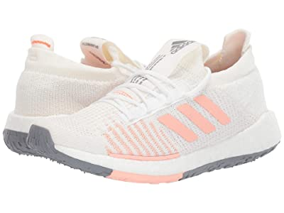 adidas Running PulseBOOST HD (Core White/Glow Pink/Orchid Tint 1) Women