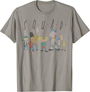 Hey Arnold SQUAD Team T-Shirt