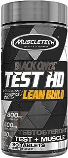 Testosterone Booster for Men   MuscleTech Test HD Lean Build   Tribulus Terrestris for Men   Max-Strength ATP & Test Boost...