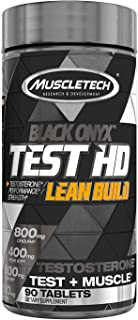 MuscleTech Test HD Lean Build Black Onyx