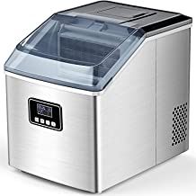 FREE VILLAGE Ice Maker Machine Countertop