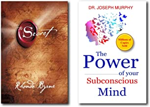 The Secret + The Power of your Subconscious Mind (2 books Combo for Personal Transformation)