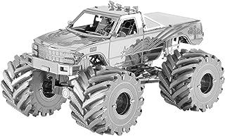 Fascinations Metal Earth Monster Truck 3D Metal Model Kit