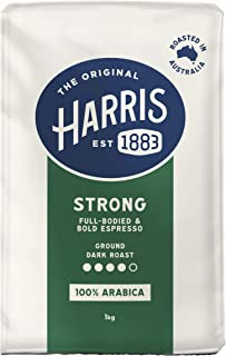 Harris Strong Ground Coffee, 1 kg