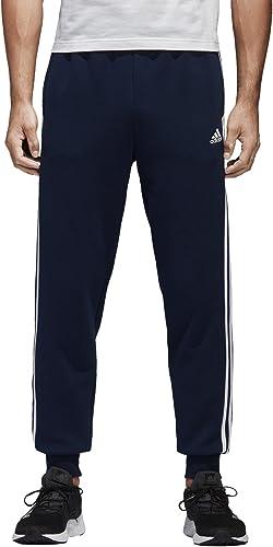 Adidas pour Homme Essentials 3Stripe Conique et Pantalon