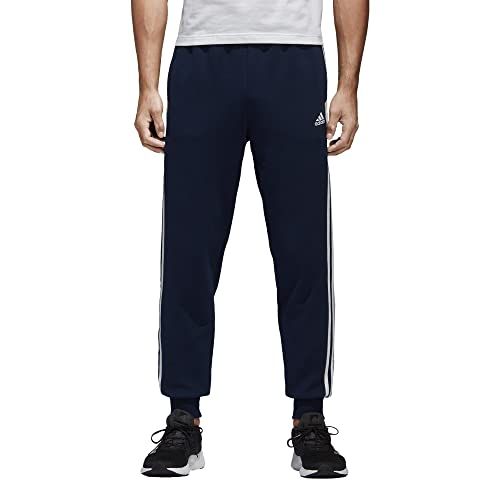 b8bd94e48 adidas Men's Essentials 3-Stripe Jogger Pants