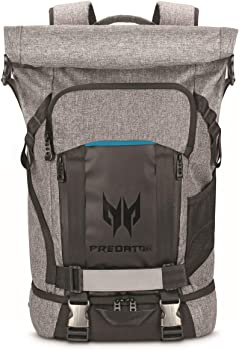 Acer Predator Rolltop Gaming Backpack