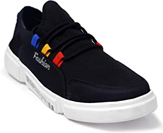 BUCADIA Men' S Mesh Design Casual Sneakrs Shoes