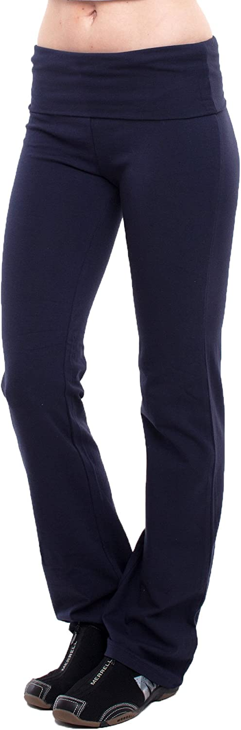Apparel Sense A.S Domestic Good Weight Cotton Span Strecth Yoga Pants