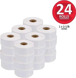enKo (24 Rolls, 12000 Labels) Address & Shipping Labels 30336 (1