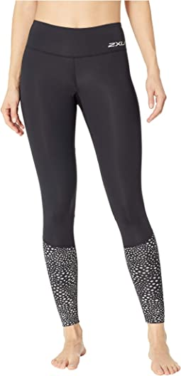 Reflect Run Mid-Rise Compression Tights