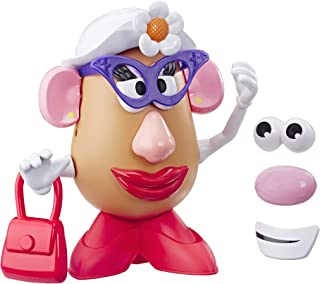 Mrs. Potato Head Disney/Pixar Toy Story 4 Classic Mrs. Figure Toy For Kids Ages 2 & Up