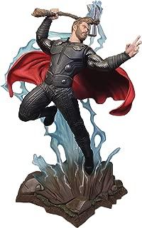 DIAMOND SELECT TOYS Marvel Movie Milestones: Avengers Infinity War: Thor Resin Statue