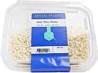 Jansal Valley White Hominy, 16 Ounce