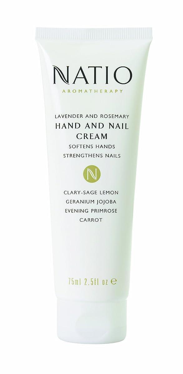 価格遠い有用Natio Aromatherapy Lavender and Rosemary Hand and Nail Cream 75ml