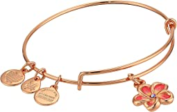 Alex and Ani Color Infusion Tropical Flower Bangle
