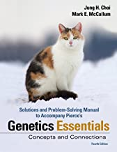Student Solutions Manual for Genetic Essentials