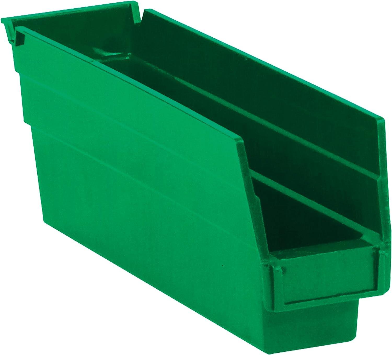 Poly Bag Guy Plastic Shelf Bin Boxes 5 Spring new work ☆ very popular 11 2 3 Gre 4