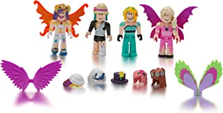 Roblox Celebrity Collection - Fashion Icons Four Figure Pack [Includes Exclusive Virtual Item]