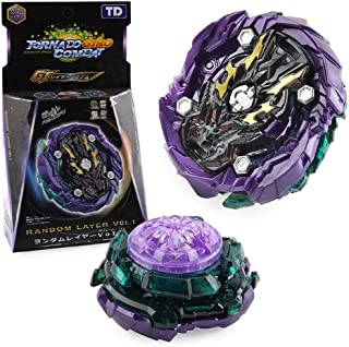 INUO Burst gyro Toy, Fourth-Generation GT Boxed with Two-Way Ruler Transmitter