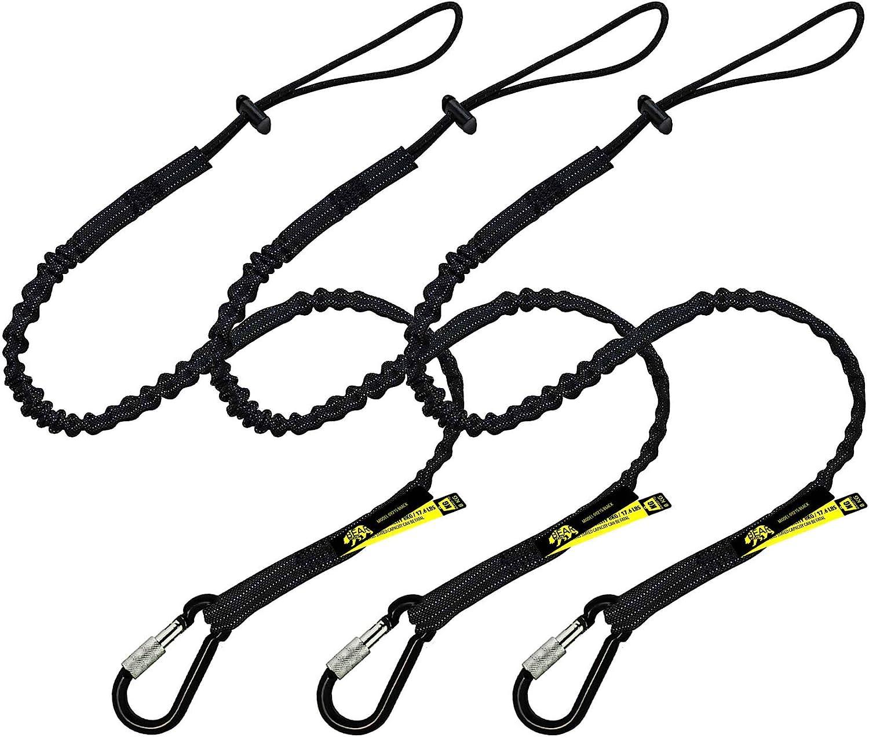 BearTOOL Tool Lanyard with Single Adjustable and Denver Mall Carabiner Loop Max 69% OFF