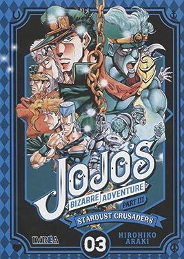 Jojo' s Bizarre Adventure Parte 3: Stardust Crusades 3 (Spanish Edition)