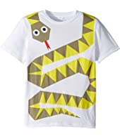 Stella McCartney Kids - Short Sleeve Snake Tee Early (Toddler/Little Kids/Big Kids)