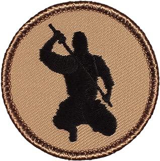 Ninja Silhouette Patrol Patch - 2
