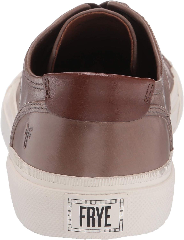 Frye Mens Ludlow Cap Low Lace Sneaker Hat